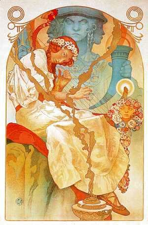 Alphonse Maria Mucha - The Slav Epic, 1928
