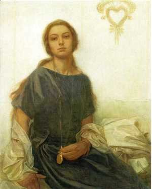Portrait of Jaroslava, c. 1930