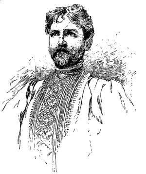 Portrait of Mucha by itself